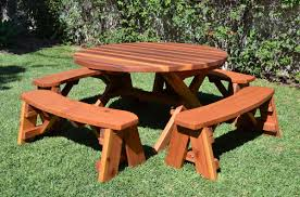 lunch tables for sale round wooden picnic tables sale all about house design best round