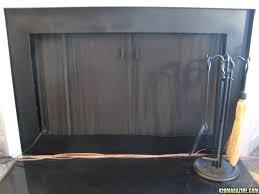 fireplace reflector binhminh decoration