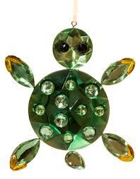 crystal expressions acrylic 3 5 inch sea life ornament suncatcher