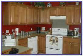 paint color with pickled oak cabinets painting home design