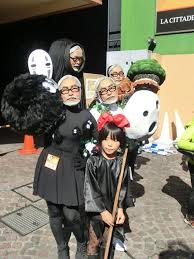 Studio Ghibli Halloween Costumes 76 Cosplay Images Cosplay Ideas Costume