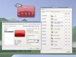 telecharger meteo sur le bureau customxp télécharger météo fusion