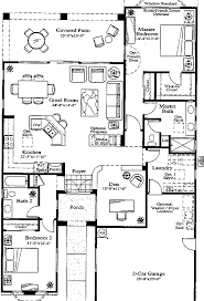 Sun City Summerlin Floor Plans Siena Las Vegas Floor Plans Milan Series Model 5130