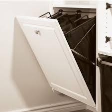 Laundry Hamper Built In Cabinet Door Mounted U0026 Cabinet Or Closet Mounted Built In Laundry Hampers