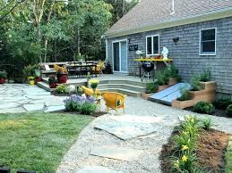 Cement Patio Designs Landscaping Ideas For Patios Awesome Landscape Design Ideas