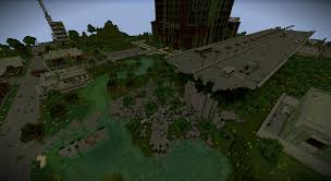 Survival Maps Zombie Apocalypse Survival For 1 8 Maps Mapping And Modding