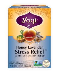lavender tea yogi tea honey lavender stress relief reviews