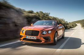 bentley all black 2017 bentley continental supersports first drive review saving