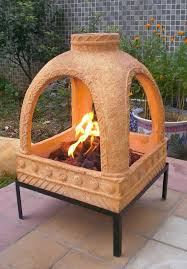 Outdoor Gas Fire Pit Kits by Adobe Fire Pit Yellow Gs81122 Desert Landscape Ideas Pinterest