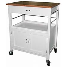 butcher block portable kitchen island amazon com ehemco kitchen island cart butcher block