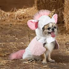 Pottery Barn Unicorn Costume Magical Unicorn Thinking Pet Dog Costumes For All The Dogs