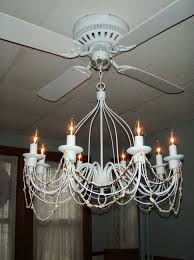 Chandelier Ceiling Fans With Lights Ceiling Fans Black Chandelier Ceiling Fan Combo Hugger