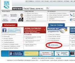 cassetto previdenziale cittadino inps come controllare i propri contributi sul sito dell inps