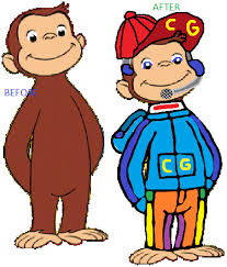 image curious george u0026 after3 gif curious george wiki