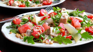Simple Main Dish - 3 simple salad recipes you can use as a main dish newsday