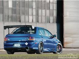 2006 mitsubishi lancer evolution gsr modified magazine