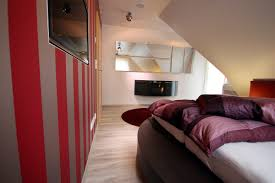 Schlafzimmer Streichen Farbe Download Schlafzimmer Schrge Streichen Villaweb Info