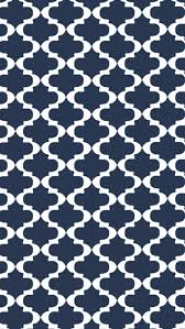 blue quatrefoil wallpaper navy blue and white wallpapers group 36