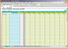 Business Income And Expense Spreadsheet 5 Business Expense Tracking Spreadsheet Excel Spreadsheets