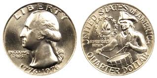 1776 to 1976 quarter dollar 1976 washington quarters bicentennial design value and prices