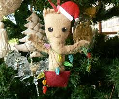 baby groot tree ornament 3 steps with pictures