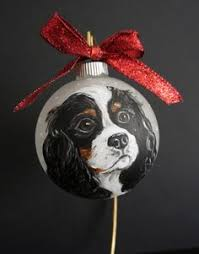 cavalier king charles spaniel pillow lover gifts for the