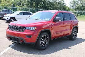 New 2018 Jeep Grand Cherokee Trailhawk Sport Utility In Greensburg