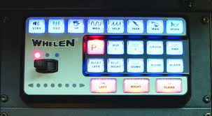 whelen siren light controller cencom carbide siren light control system