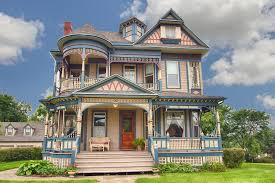 queen anne style home queen anne in iowa for sale is the banta house