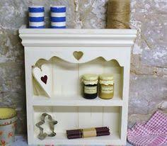 Shabby Chic Spice Rack Spice Jar Rack I Made This With Short Fat Wide Mouth Ball Jars