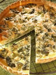 aufeminin cuisine tarte aux brocolis et à la poudre d amandes recette le brocoli