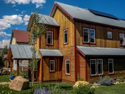 Best Small House Designs In The World by 714 Ninth Street Crested Butte End Of The Road Construction