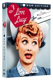 Lucille Ball I Love Lucy Free Giveaway I Love Lucy I Mom Edition On Dvd