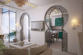 interior design islamic reception salon node field exterio