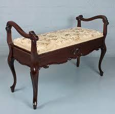 duet piano stool antiques atlas