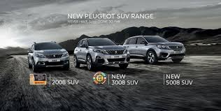 peugeot used car values peugeot ireland motion u0026 emotion new cars and vans finance