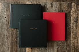 wedding albums printing 3 different types of mango wedding albums toronto wedding