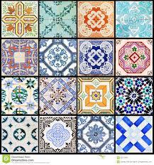 ordinary different house plans 10 lisbon tiles collage black