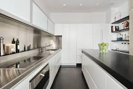 Gray Kitchen Galley Normabudden Com Updated Kitchen Galley Normabudden Com