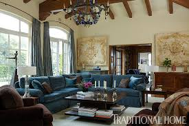blue livingroom brown blue living room eosc info