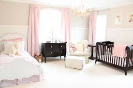 Pink And White Nursery Curtains by Home Design 89 Charming Curtains For Little Rooms
