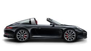 porsche 911 black porsche 911 targa 4 models porsche usa