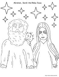 coloring page abraham and sarah abraham coloring pages and coloring pages and coloring pages
