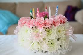 birthday flower cake birthday flower cake pastel photo by manolo photography yelp