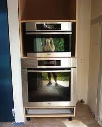 Kitchen Cabinets Height From Floor How High Is Your Wall Oven