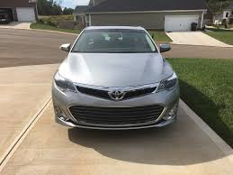 toyota avalon 2015 toyota avalon overview cargurus