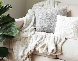 blankets u0026 throws etsy ca