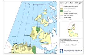 Map Of The Northwest Maps Of The Nwt