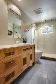 how to clean wood cabinets in bathroom fir and walnut bathroom vanity cabinets