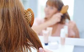 are you brushing your hair the wrong way travel leisure